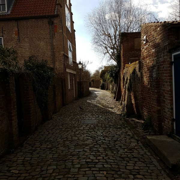 Een oud straatje