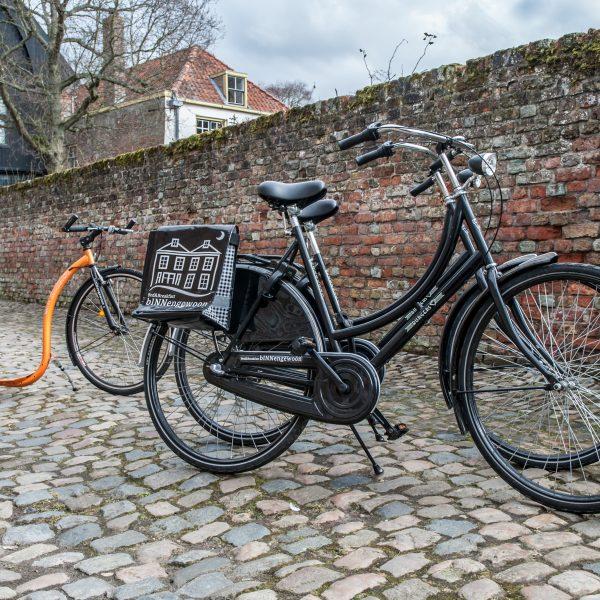 Ga d'r lekker op uit met onze fietsen!